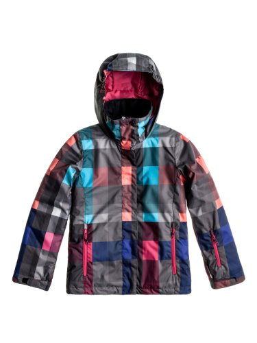 Snowboard Jacket Kids Roxy Jetty Jacket Girls