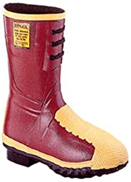 Honeywell Safety 2165-12 Ranger Flex-Guard Safety Mid Pac for Men\'s, Size-12, Red