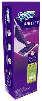 wetjet-mop-starter-kit-46-handle-silver-purple-sold-as-1-kit