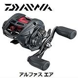 Daiwa(ダイワ) ベイトリール アルファス エア(ALPHAS AIR) 5.8L