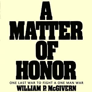 A Matter of Honor | [William P. McGivern]