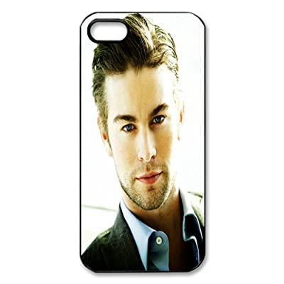 chace crawford iphone Hard back cover case fit for Apple Iphone 5 5S