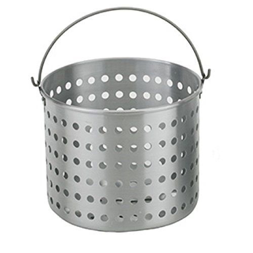 Royal Industries Steamer Basket, aluminum, 80 qt, 15.8