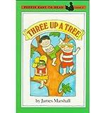 Three Up a Tree (014037003X) by Marshall, James