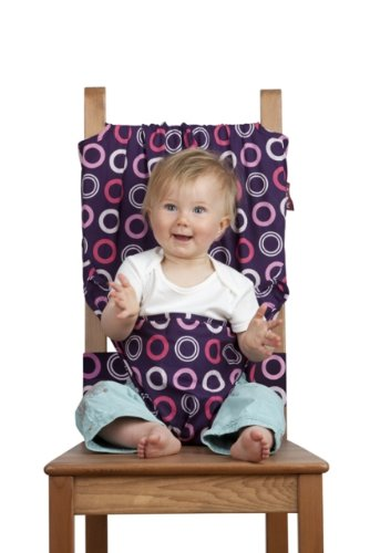 Totseat The Washable Squashable Highchair (Bramble)