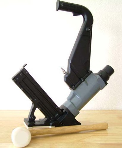 Akuzuki Hardwood Floor Flooring Stapler & Cleat Nailer Nail Gun