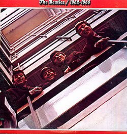 The Beatles 1962–1966 – Vinyl Record Set