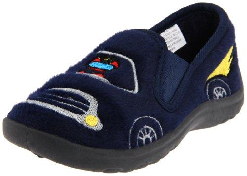 Ragg Hybrid Closed Footwear,Navy,7 Toddler front-27091