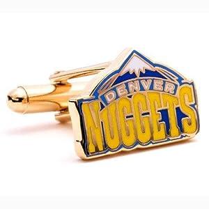 Denver Nuggets NBA Executive Cufflinks w Jewelry Box by Cufflinks