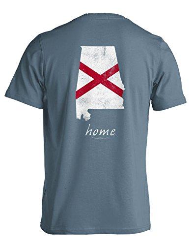 Sweet Home - Alabama - Comfort Colors - Medium - T-Shirt front-592679