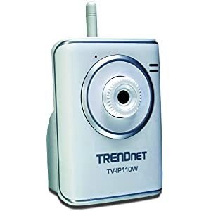 Trendnet TV-IP110W on Sensr.net