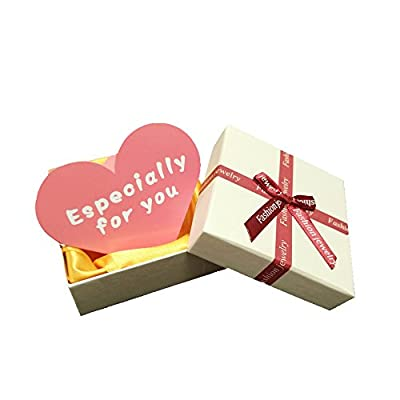 O4U Heart Shape Genuine Austrian Crystals Love You Gold Plating Bracelet
