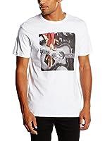 Ben Sherman Camiseta Manga Corta MB11812 (Blanco)
