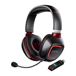 (暴跌)Creative Sound Blaster Tactic 3D Wrath GH0180创新 3D无线游戏耳机 $83.62