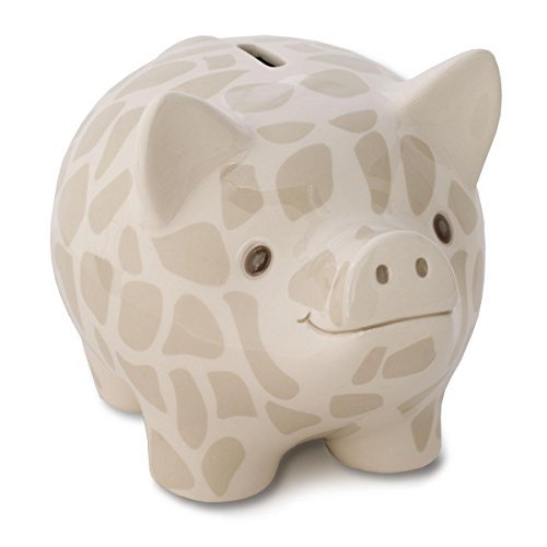 Nat and Jules Piggy Bank, Giraffe - 1
