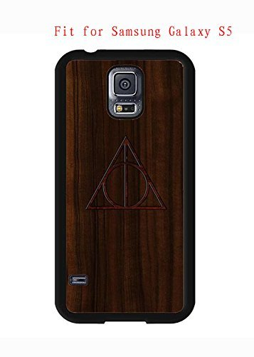 Deathly Hallows,Harry Potter Cover for Samsung Galaxy S5