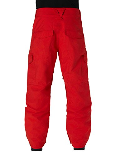 Quiksilver Snow Men's Porter Insulated Pant quiksilver майка quiksilver baysick tank kttp snow white heather