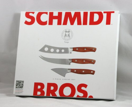 Schmidt Brothers 3 Piece Cheese Knife Set
