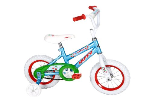 Huffy 12-Inch Girls So Sweet Bike (Light Blue)