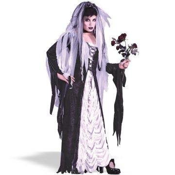 Bride of Darkness Costume - Small/Medium - Dress Size 2-8