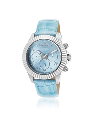 Invicta Women's Pro Diver Light Blue Stainless Steel Watch