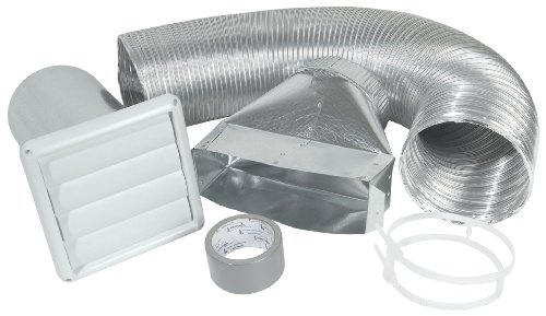Imperial Manufacturing VT0170 6-Inch Range Hood Wall Vent Kit (Range Wall Vent compare prices)