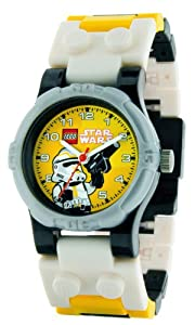 LEGO Kids' 9002922 Star Wars Storm Trooper Watch