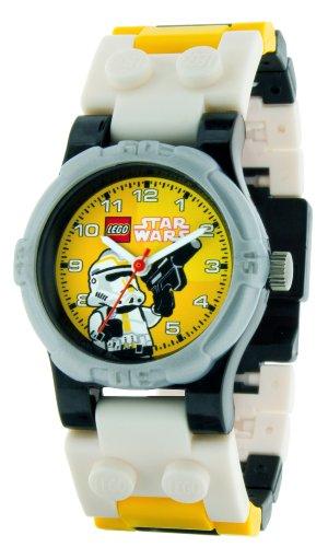 LEGO Kids' 9002922 Star Wars Storm Trooper Watch