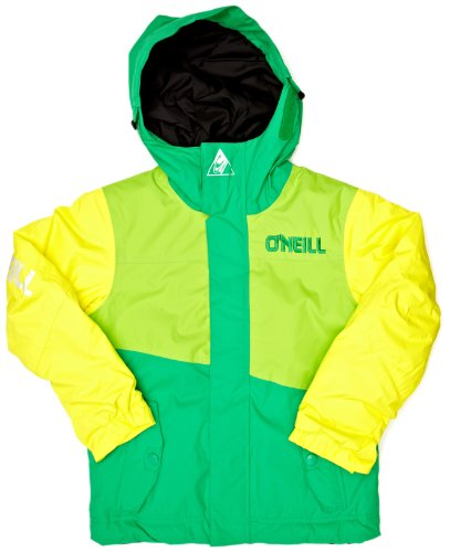 O'Neill Volta Boys Jacket Blazing Yellow 10 years
