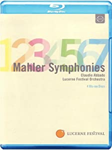 Mahler;Gustav Abbado Conducts [Blu-ray] [Import]