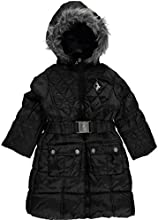Baby Phat Little Girls39 Toddler quotPhat Quiltquot Insulated Parka
