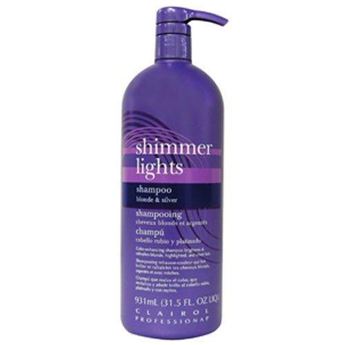 Clairol Shimmer Lights Original Conditioning Shampoo 31.5 Oz