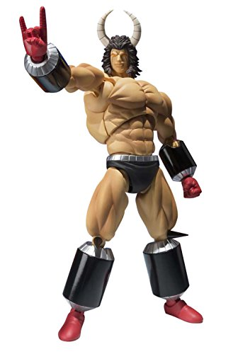 S.h.figuarts] Buffalo man about 170 mm pre-painted moving figures made of ABS&PVC