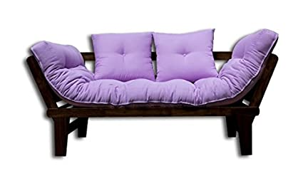 Sofá cama Sésamo-W-VI 200x82x32 cm