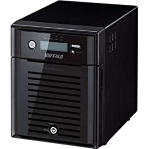 Buffalo Technology TS5400DN1204 Terastation 5400DN 12TB NAS 4X3TB SATA