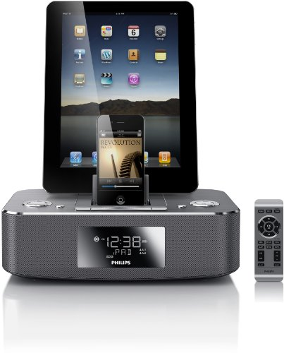 Philips DC390/37 Dual-Docking 30-Pin iPod/iPhone/iPad