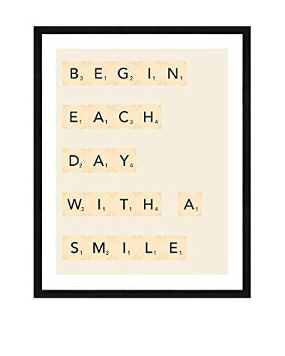 Little Nice Things Cuadro Begin Each Day