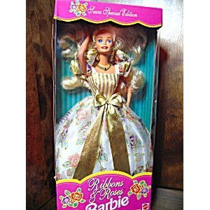 Ribbons & Roses Barbie