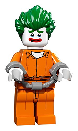 ザ・レゴ バットマン ムービー ミニフィギュア シリーズ Arkham Asylum Joker (アーカム・アサイラムのジョーカー)【71017-12】