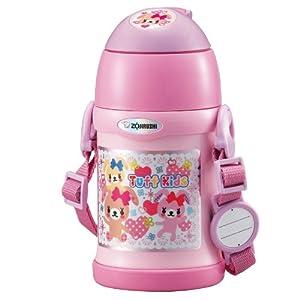 【クリックで詳細表示】ZOJIRUSHI ステンレスボトル 0.45L ピンク SC-ZS45-PA: ホーム&キッチン