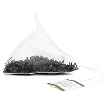 Double Bergamot Earl Grey Pyramid Tea Bag
