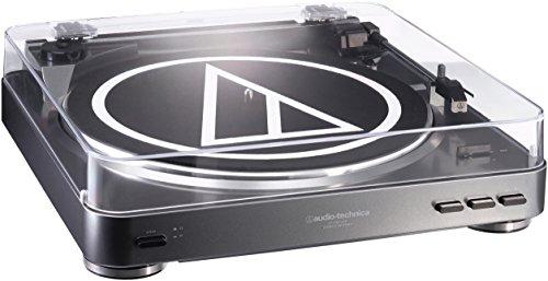 Audio-Technica AT-LP60USB Tourne-disque USB plateau professionnel Aluminium