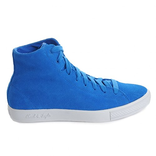 Converse Sneaker Alta Leather Blu Royal EU 45