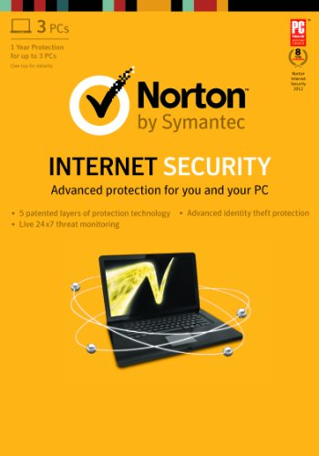 Norton Internet Security 2013 - 1 User / 3 PC