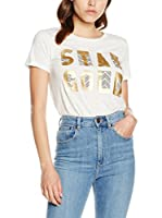 Lee Camiseta Manga Corta Slim Tee Cloud Dancer (Blanco)