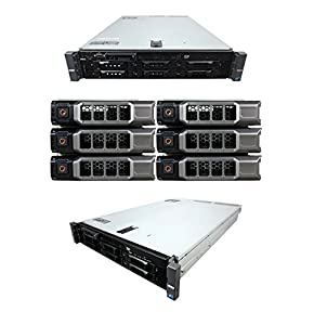Lot of 3 High-End Virtualization Server 12-Core 128GB RAM 12TB RAID Dell PowerEdge R710 (Certified Refurbished)