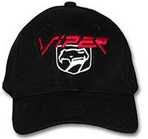 dodge-viper-fine-embroidered-hat-cap-black