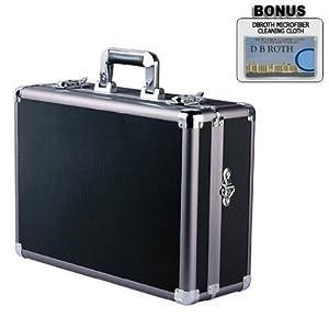 Pro Aluminum Hard Case For The Nikon Coolpix L24, L120 Digital Camera