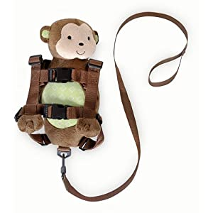 Carter's Child of Mine 2 in 1 Harness Buddy Pal Monkey
