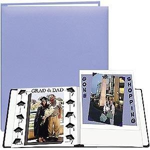 Baby-Blue E-Z LOAD 8½x11 Scrapbook by Pioneer - 8.5x11